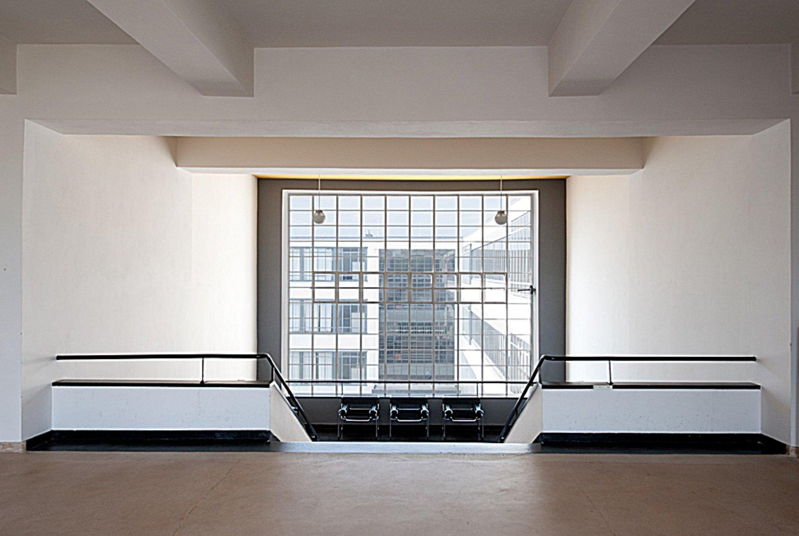 Bauhaus Building By Walter Gropius 192526 Bauhaus Building