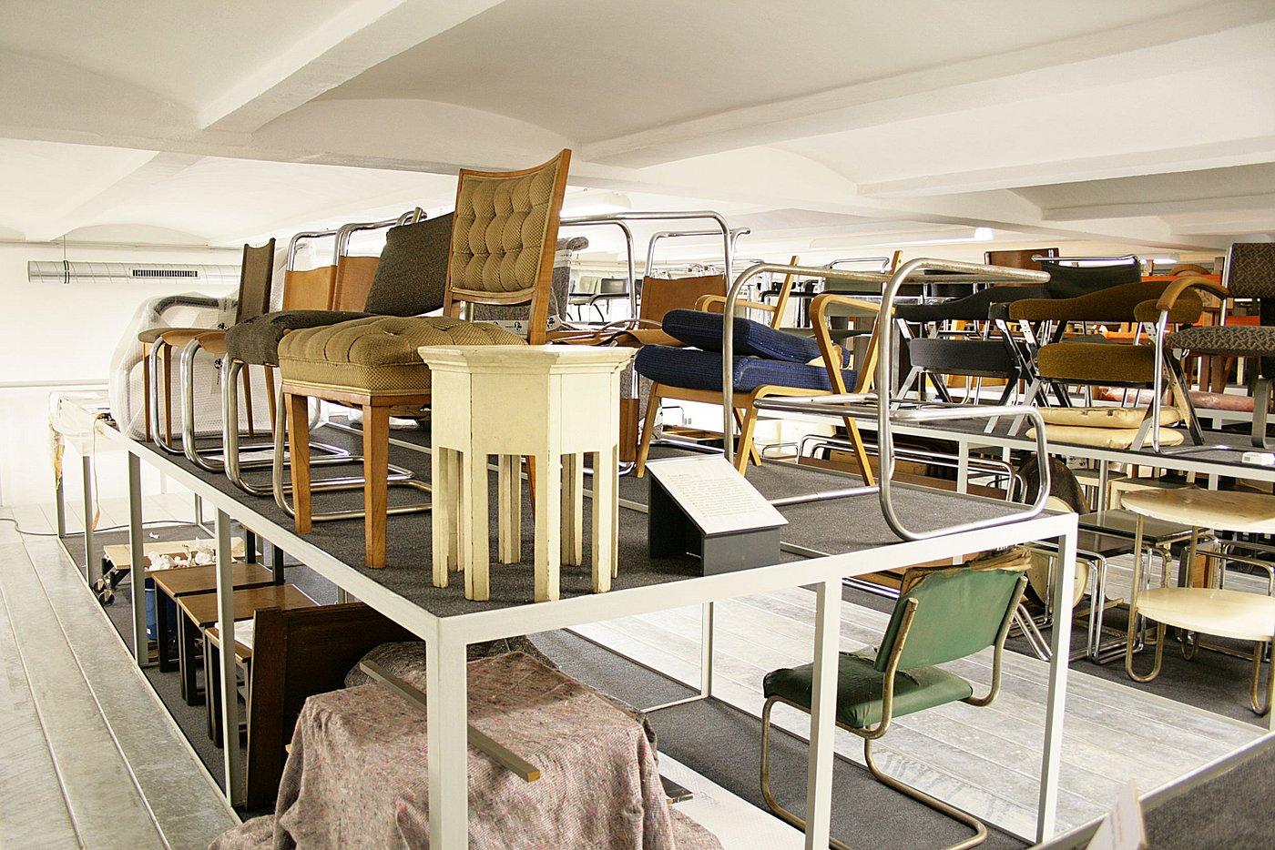 collection and archive collection stiftung bauhaus dessau bauhaus dessau foundation. Black Bedroom Furniture Sets. Home Design Ideas
