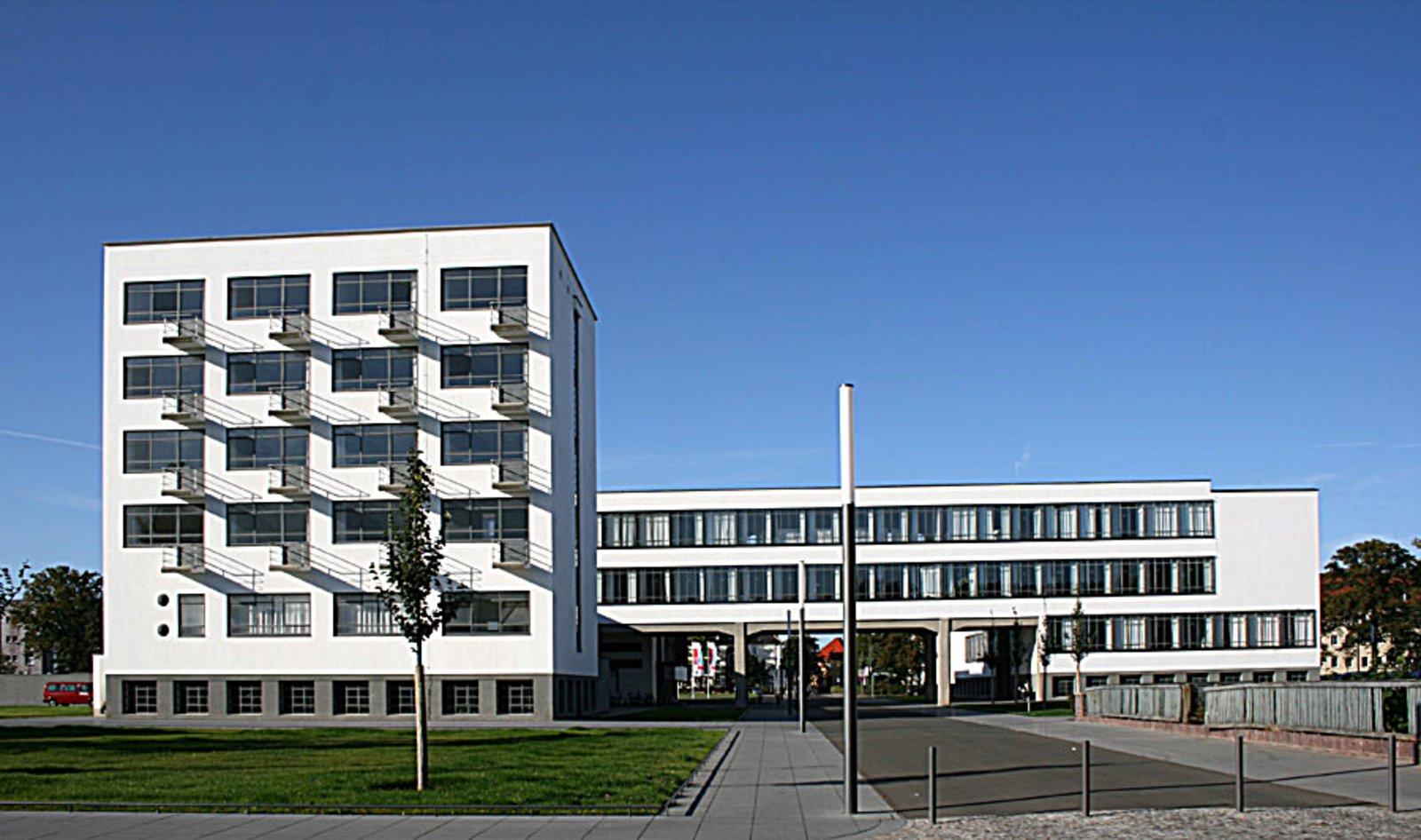 Bauhaus Dessau Baumarkt