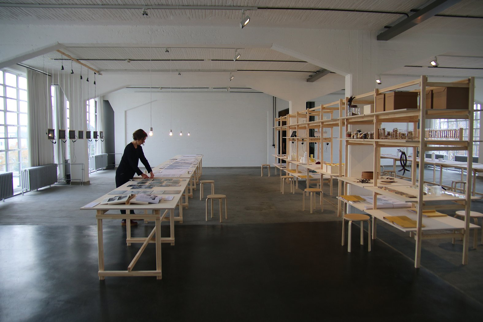 """Exhibition: """"In Reserve: Concerning the Architecture of the"""