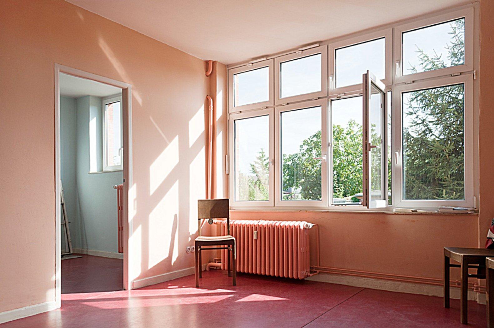 laubengangh user von hannes meyer 1929 30 bauhausbauten stiftung bauhaus dessau bauhaus. Black Bedroom Furniture Sets. Home Design Ideas