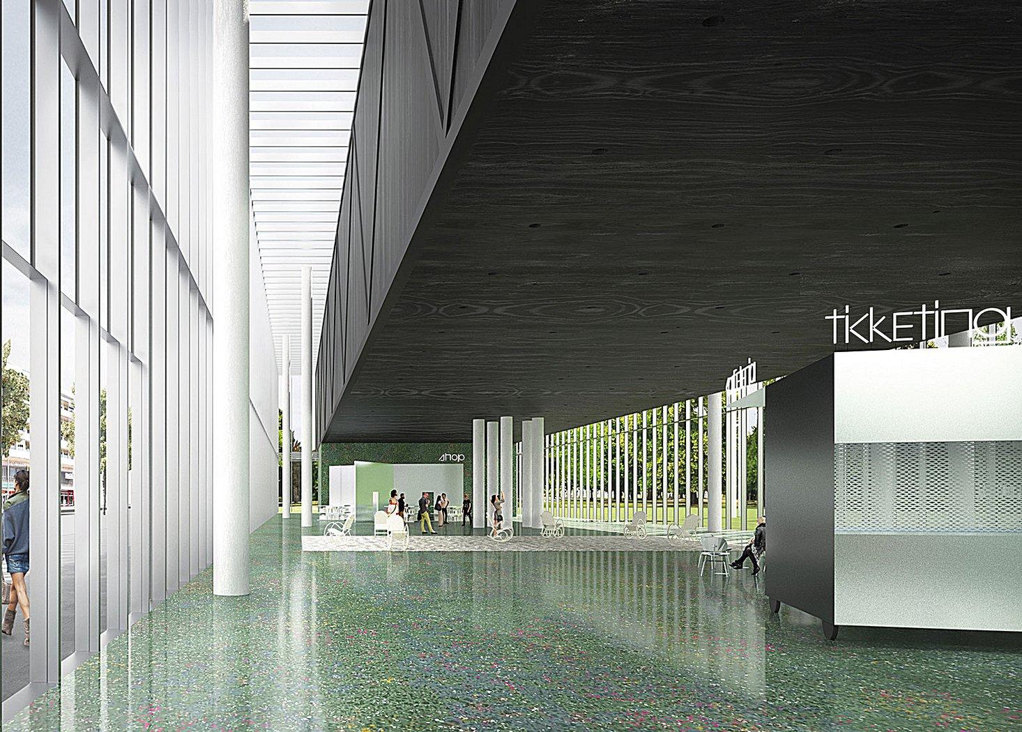 07e1421f55f96b sbd presse bmd wechselausstellung.jpg. The Bauhaus Museum Dessau ...