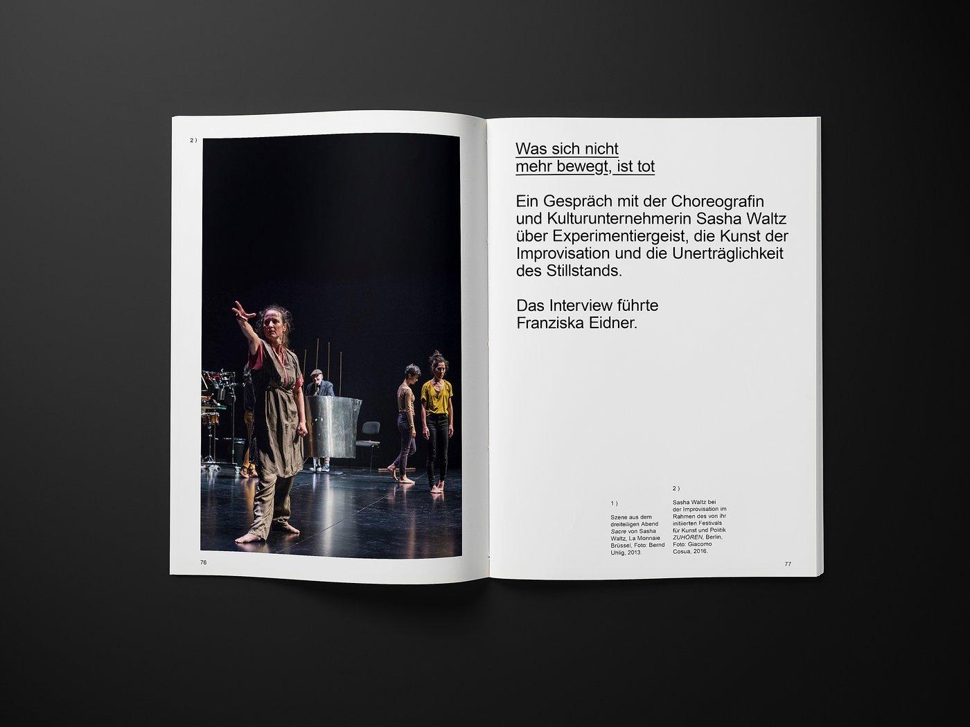 Was Ist Ein Bauhaus bauhaus issue 8 movement bauhaus magazine issue 8 stiftung