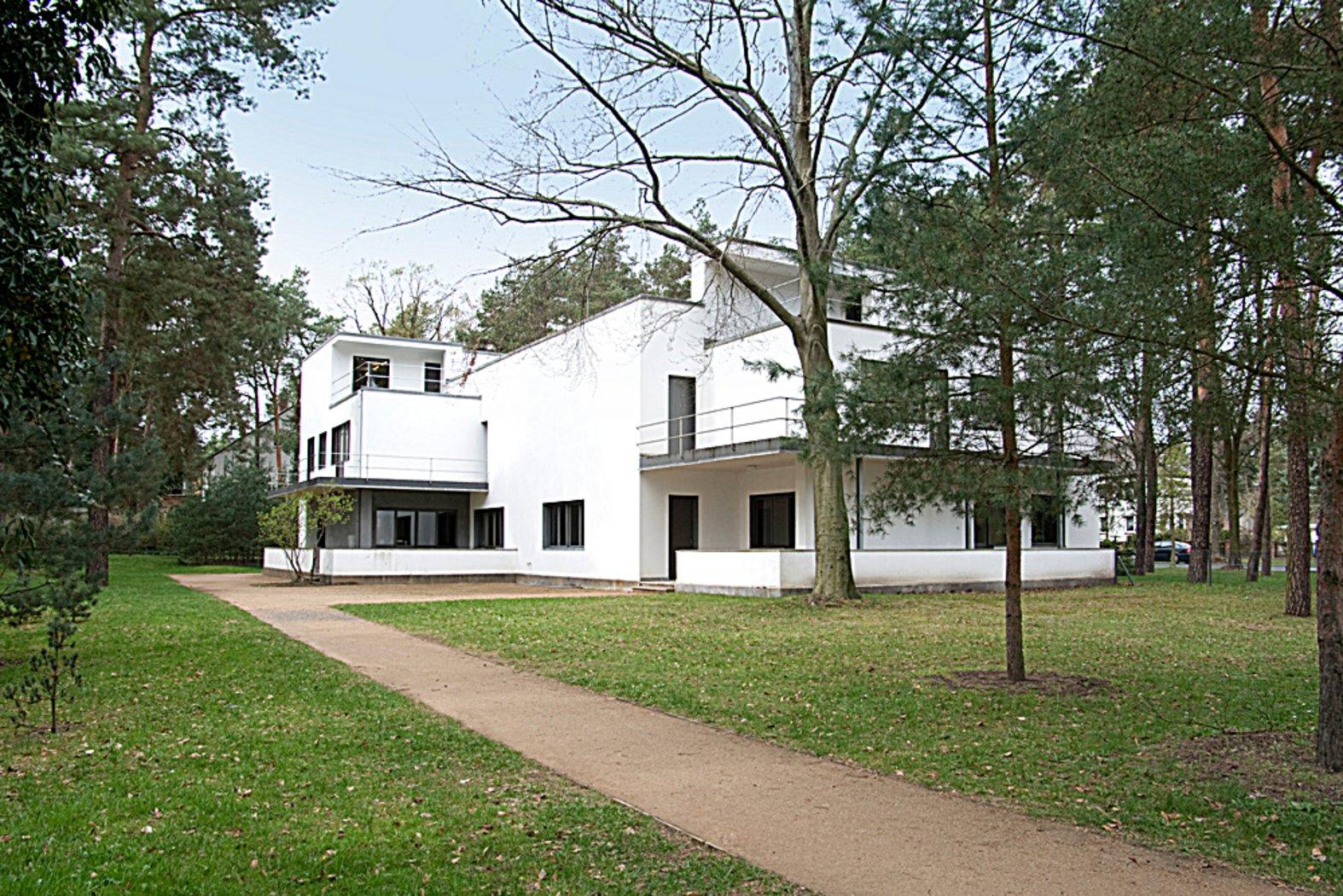 Gropius House masters houses by walter gropius 1925 26 bauhaus buildings in