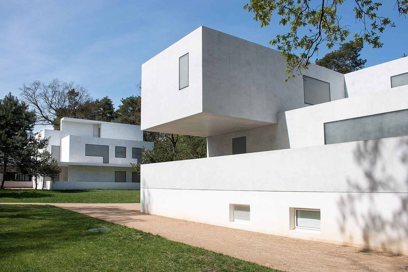 New Masters Houses By Bruno Fioretti Marquez 2014