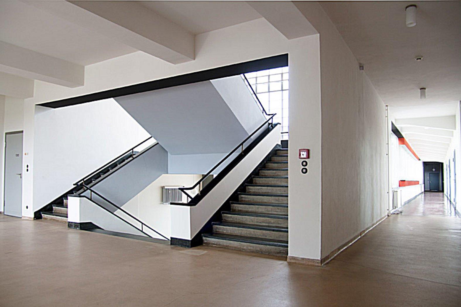 bauhaus architecture interior