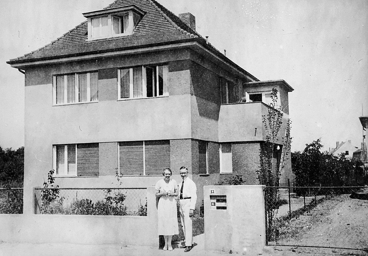 Haus Engemann von Friedrich Karl Engemann (1930) : Bauhausbauten ...