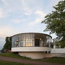 Bauhaus Architekt kornhaus by carl fieger 1929 30 bauhaus buildings in dessau