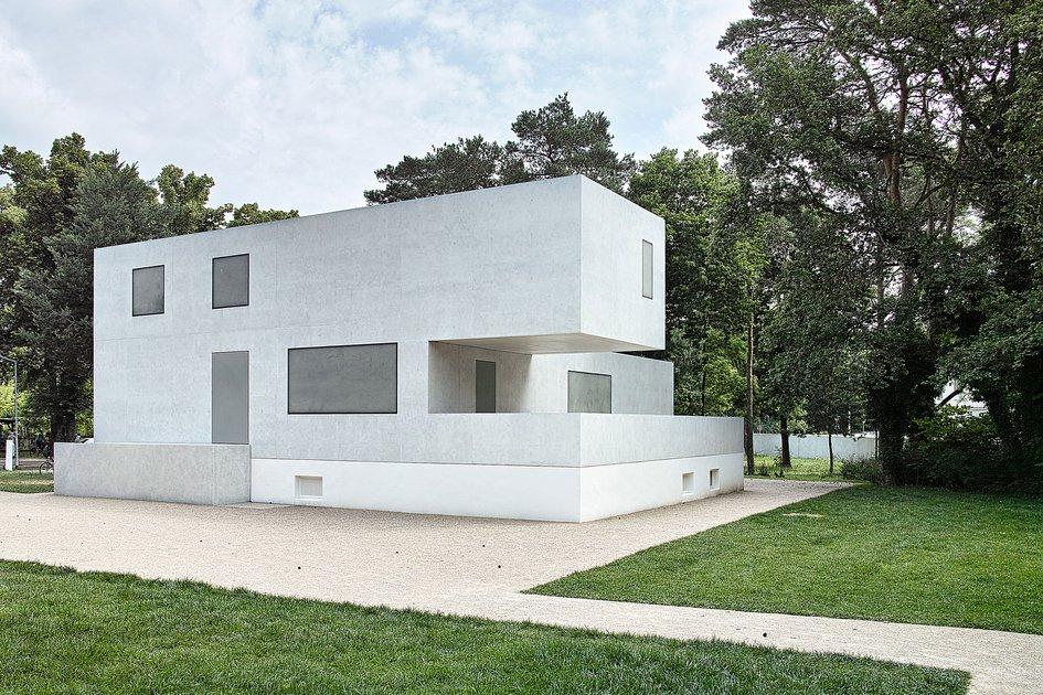 Neue meisterh user dessau von bruno fioretti marquez 2014 for Architektur master berlin