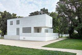 Bauhaus-Architektur in Dessau : Bauhausbauten : Stiftung ...