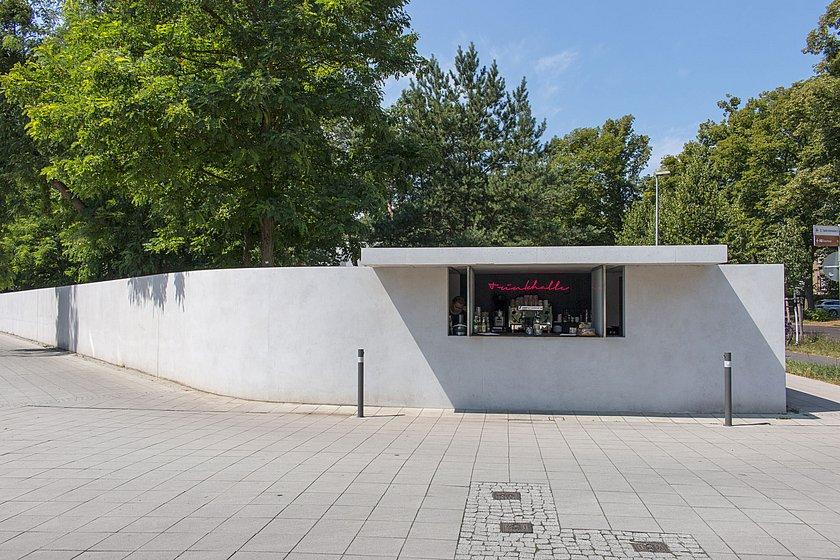 Kiosk By Ludwig Mies Van Der Rohe 1932 Bauhaus Buildings