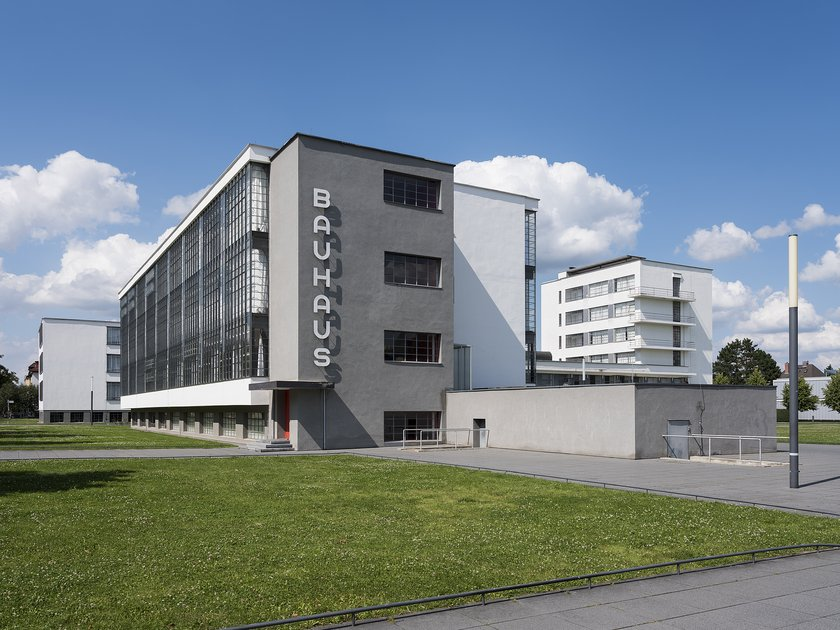 Collectively Curated Bauhaus Buildings Dessau Centenary