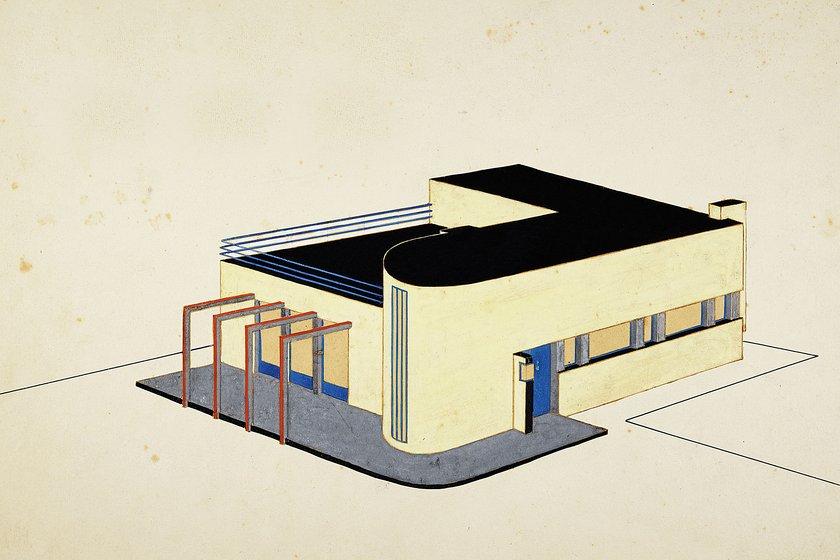 Carl Fieger Vom Bauhaus Zur Bauakademie Rückblick Ausstellungen
