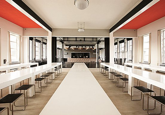 The Bauhaus Canteen